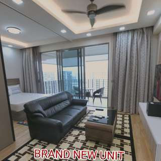For Rent 1 Bedroom Brand New Renovated Fully Furnished