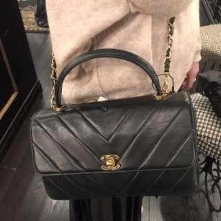 Chanel 中古手提袋