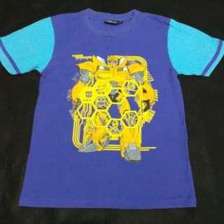 ❤ Kaos Transformer Bumblebee Original