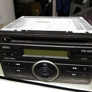 Double din oem Nissan Grand Lavina