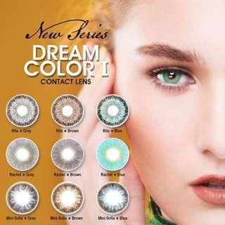 Preorder batch 1: Beauty Contact Lens (Rita, Rachel & Mini Sofia)