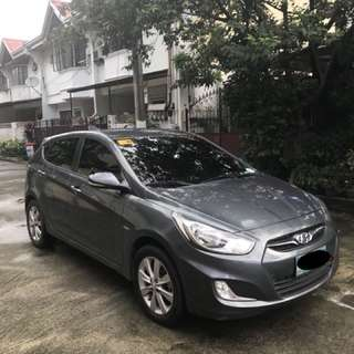 Hyundai Accent 2013 model AT Diesel