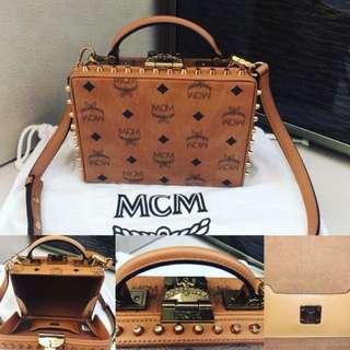 MCM box bag