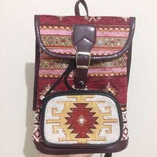 Mini bag from turkey