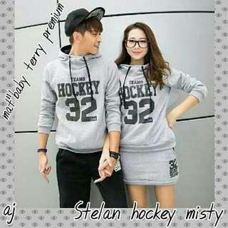 Hockey Couple