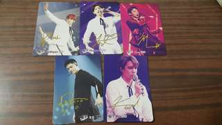 <EXO> yes card