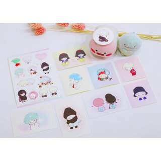 [SHARE] Little Suga Sticker Set Ver 2
