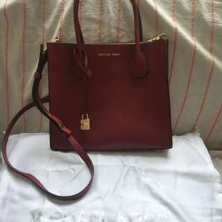 Michael kors Mercier small bag 正品