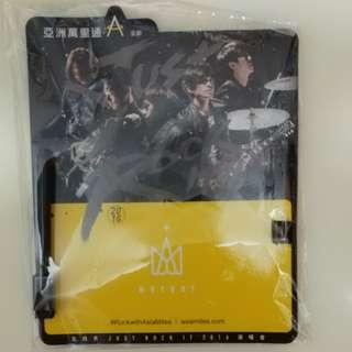 五月天2016Just Rock it 磁石貼