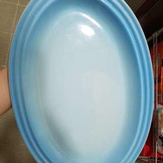 LE CREUSET 30cm oval dish