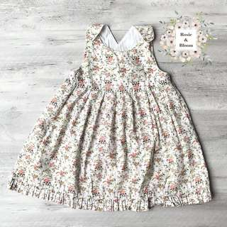 Baju anak dress 18-24 mos