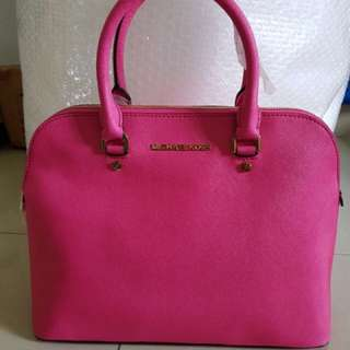 Tas michael kors cindy dome authentic