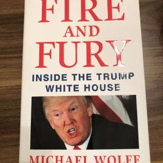 Fire and Fury - TRUMP!