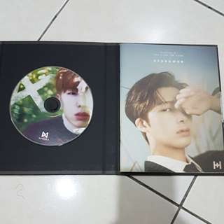 MONSTA X  The Code Album DE: CODE Hyungwon Kihyun