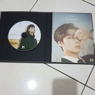 MONSTA X  The Code Album DE: CODE Hyungwon Wonho