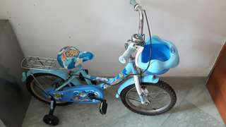 Kids bicycle (Price Nego)