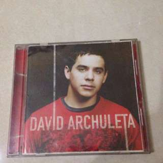 Original CD David Archuleta