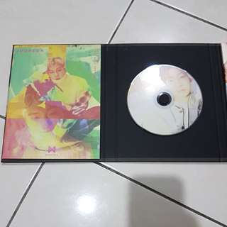 MONSTA X  The Code Album PROTOCOOL Jooheon Hyungwon