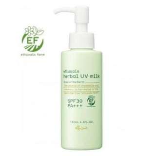 Ettusais Herbal UV Milk