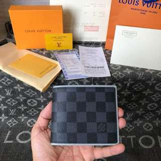 LV Premium Limited Edition Wallet