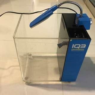 Dymax IQ3 nano fish tank for sale