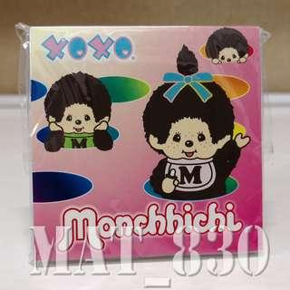 Monchhichi mono pad 便條紙