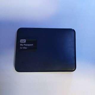 WD MyPassport for Mac
