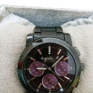 Agnis B 手錶