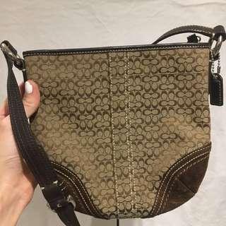 Coach crossbody bag/purse