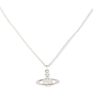 VIVIENNE WESTWOOD JEWELLERY Bas relief orb pendant necklace