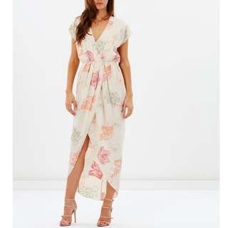 Printed Dress - Size 8 - BRAND NEW WITH TAGS