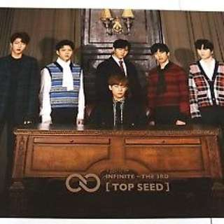 POSTER Infinite Top Seed