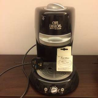 Cafe Liegeois coffee maker