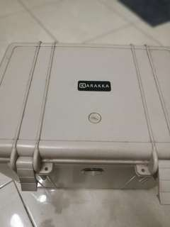 Karakka dry box condition 95%(like New)