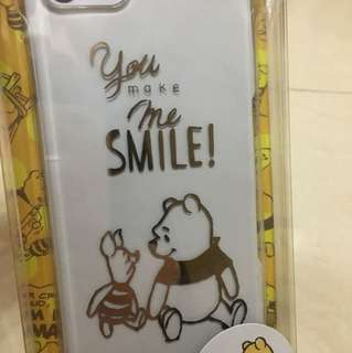 Disney iphone7/8 case-Winnie the Pooh