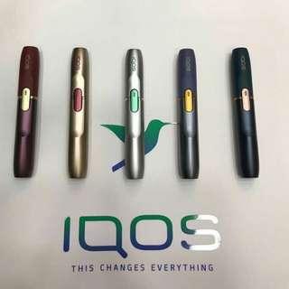 Iqos新年限量版單棒