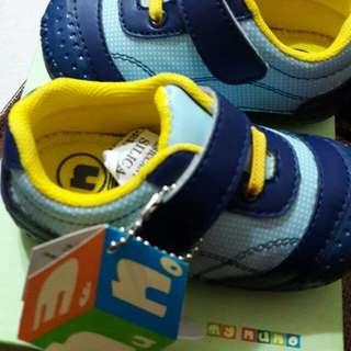 麗嬰房男學步鞋(14號)