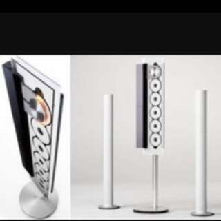Bang & Olufsen Beolab 6000 with beosound 9000
