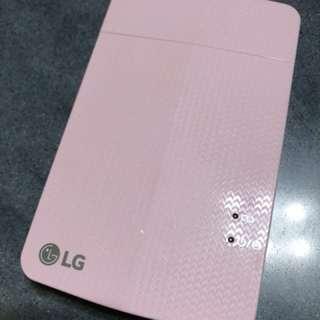 LG印相機