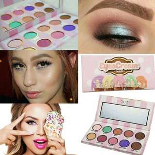 Dose eyecream palette