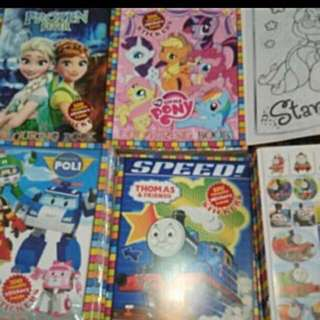 Instock A4 Coloring And Stickers Book Brand New buy 3 for $10