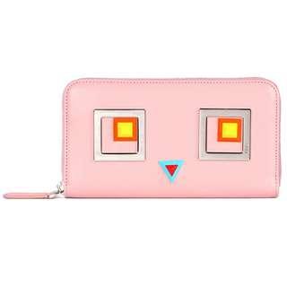 Fendi Pink Wallet