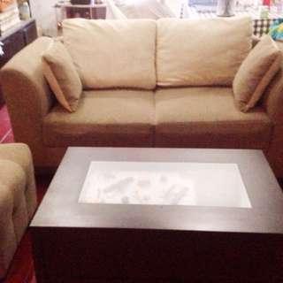 Sofa set 2 seater