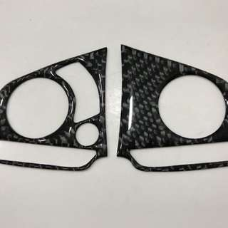 Civic FC - Stick on carbon fibre for steering wheel