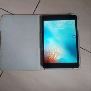 Ipad Mini 1 Black Wifi+ Cell 32 GB