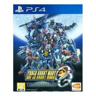 PS4 Super Robot Wars OG: The Moon Dwellers (R3)