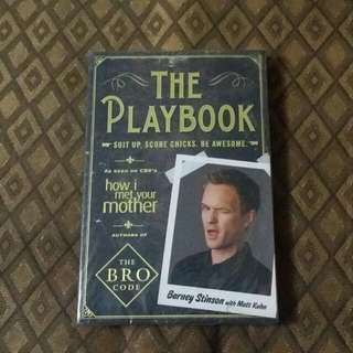 The Playbook by Barney Stintson / Matt Kuhn