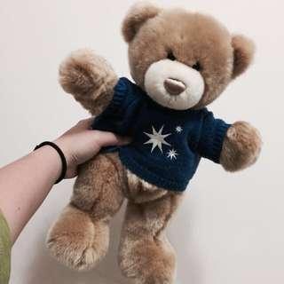🔹超好摸的熊熊