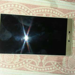 Huawei P8 prestige gold limited edition