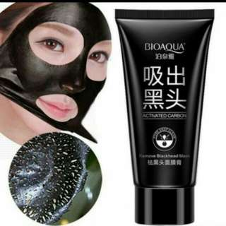 BLACK HEADS PEEL OFF MASK 60grams